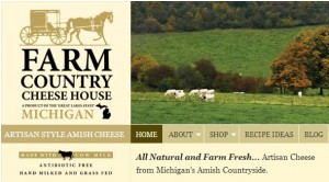 Farm Country Cheese Logo from Web