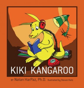 Kiki Kangaroo Cover